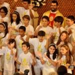 1ª Eucaristica - 2014