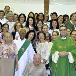 1ª Missa na Capela São João Paulo II