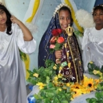 Solenidade de N. Sra. Aparecida - Casa da Maria - 2014