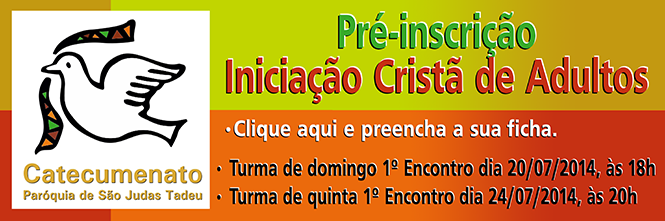 ICA_Catecumenato_pre-inscricao_2014