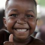 Natal das crianças das comunidades assistidas