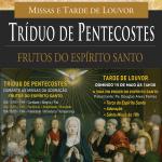 TRÍDUO DE PENTECOSTES 2016