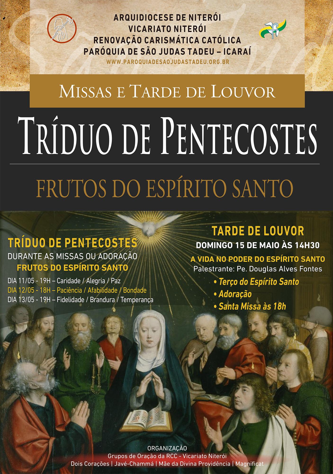 Cartaz_Tríduo_Pentecostes_2016