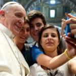 Selfies de fiéis com o Papa vão virar documentário