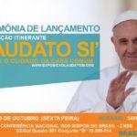 CNBB recebe lançamento de exposição sobre encíclica Laudato Si'
