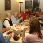Benefícios de jantar em família