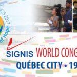 Signis realiza congresso e grupo brasileiro apresenta experiência do rádio