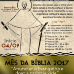 Mês da Bíblia 2017
