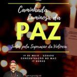 Arquidiocese de Niterói terá Caminhada Luminosa pela Paz