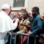 Crise humanitária dos refugiados: uma das maiores preocupações do Papa