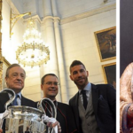 Jogadores do Real Madrid oferecem título da Liga dos Campeões a Nossa Senhora