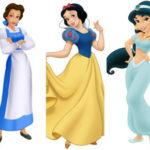 Os vestidos das princesas da Disney foram inspirados pela Virgem Maria?