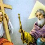 Por que, no Credo, dizemos que o Filho está sentado à direita de Deus?