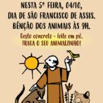 Bênção dos Animais