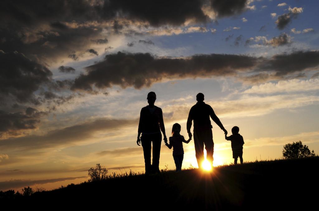 Family_Sunset