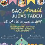 Arraiá São Judas Tadeu
