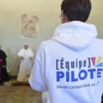 Seguir Jesus quando a Igreja floresce e quando está em crise, diz Papa a jovens franceses
